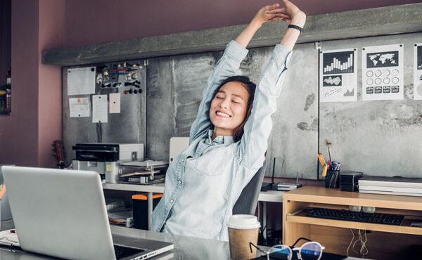 Return to Work Recover - Deskercise